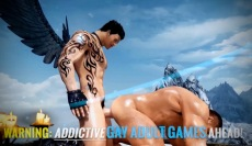 3D gay sex games virtual reality sex game