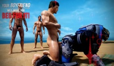 3D gay sex games porn game with free sex