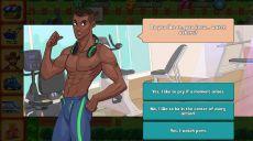 LGBTQ gay games virtual gay sex game