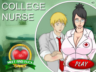Meet and Fuck mobile game College Nurse