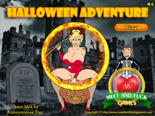 Meet and Fuck games for mobile Halloween Adventure