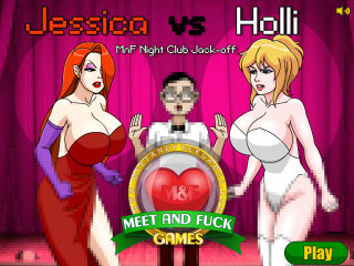 MeetAndFuck APK game free Jessica vs Holli