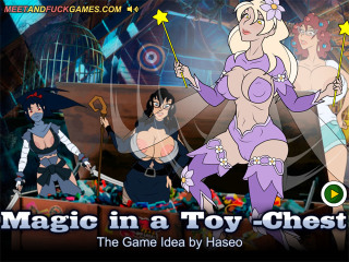 Meet and Fuck for mobile game Magic in a ToyChest