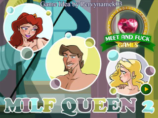 MeetAndFuck for Android game MILF Queen 2