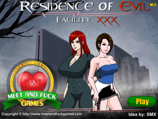 MeetAndFuck Android free game Residence of Evil Facility XXX
