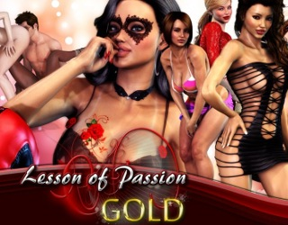 lesson of passion gold games