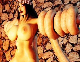 Pirate jessica tentacle porn games